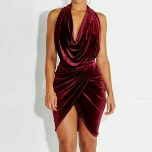 Sexy Velvet Dress